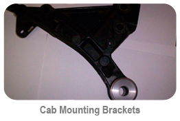 Cab Mounting Brackets