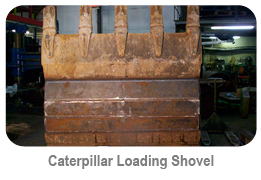 Caterpillar Loading Shovel